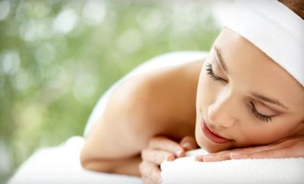Choice of a 90-Minute Signature Aromatherapy Massage, Chakra-Balancing Massage, or Hot-Stone Massage - Pure Salon and Spa in Dracut