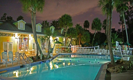 2-Night Stay in the Premium or Premium-Deluxe RV Site ($120 value) - Tropical Palms Resort and Campground in Kissimmee