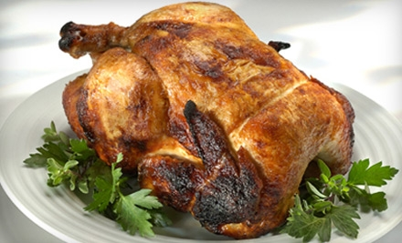 1 Rotisserie Chicken a La Carte (a $10.99 value) - Chicken Out Rotisserie in Columbia