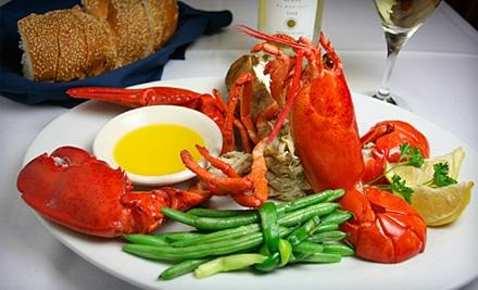 $40 Groupon to Porthole Restaurant - Porthole Restaurant in Lynn