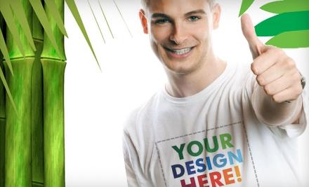 $50 Groupon to Big Frog Custom T-Shirts & More - Big Frog Custom T-Shirts & More in Miami