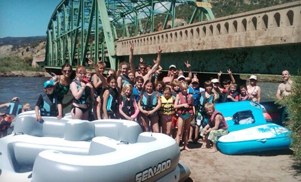 River Float Experience for Two (Up to a $76 Value) - Turtle Tubing in