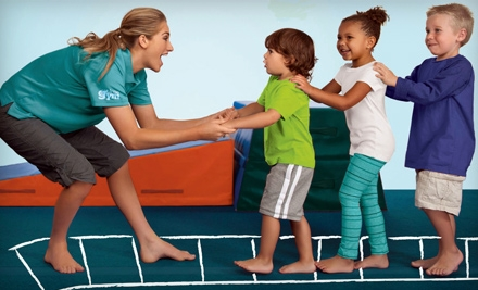Class Package (a $125 Total Value) - The Little Gym in Danvers