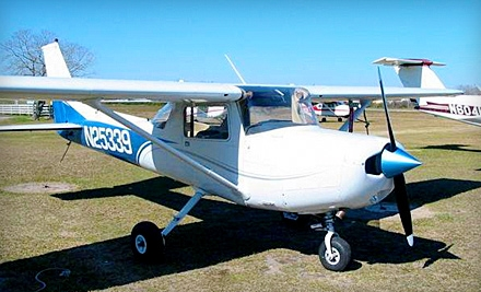 Extended Discovery-Flight Session (a $120 value) - The Flight School in Cypress