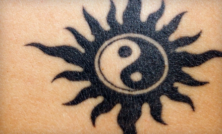 3 Laser Tattoo-Removal Sessions (a $375 value) - Sugar Land Laser Tattoo Removal in Sugar Land