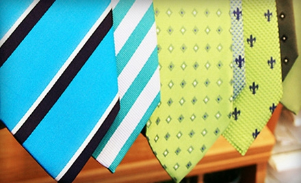 $55 Groupon to Andrew's Ties USA - Andrew's Ties USA in Washington