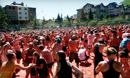 Tomato Battle at the Pyramid Alehouse & Restaurant on Sat., Sep. 24 at 12:00PM - Tomato Battle in Seattle