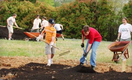 $10 Donation to Cooks Community Garden - Cooks Community Garden in Charlotte