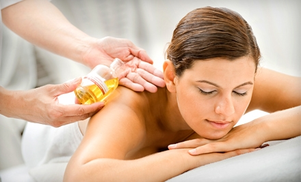 55-Minute Aromatherapy Massage (a $70 value) - Blue Waters Holistic Center in Pembroke Pines