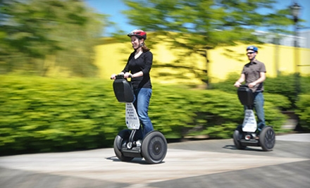 1-Hour Guided Tour of Annapolis Including a 20- to 30-Minute Segway Training Session (a $60.50 value) - SegZone Tours in Annapolis