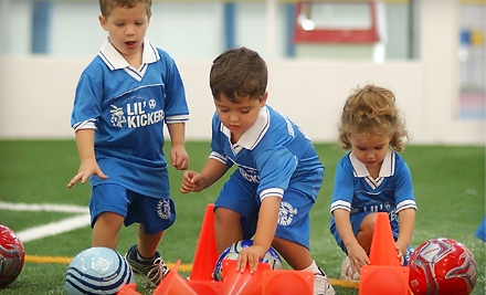 9-Week Lil' Kickers Soccer, Open to Kids Ages 18 Months9 Years (a $160 value) - Las Vegas Indoor Soccer in Las Vegas