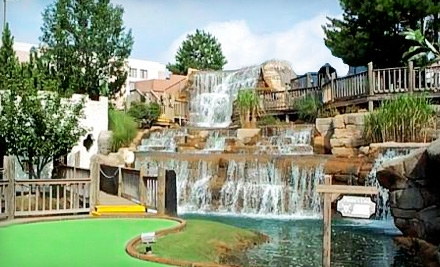 Pirates Cove Miniature Golf Duluth Duluth Ga Groupon