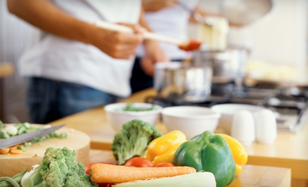 Girls-Night-Out Cooking Class (a $99 value) - Creative Cooking School in Las Vegas