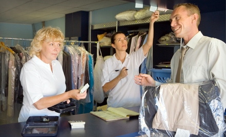 $20 Worth of Same-Day Dry Cleaning  - Shelton Family Cleaners in Katy
