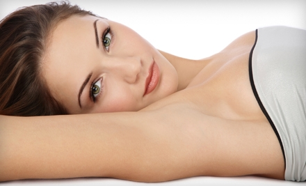6 Laser Hair-Removal Treatments for an Extra-Small Area (up to $450 value) - A Youthful Reflection in San Jose