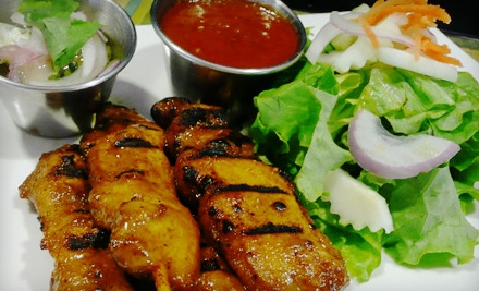 $15 Groupon to Chow Asian Street Food - Chow Asian Street Food in Plano