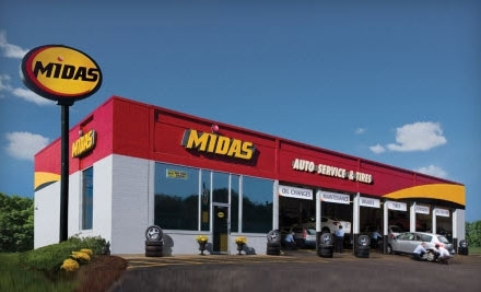 1 Oil Change and 1 Tire-Rotation (a $25 value) - Smitty's Midas in