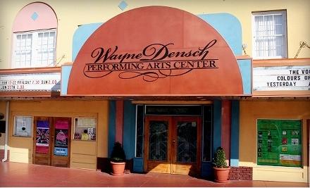 Wayne Densch Performing Arts Center:
