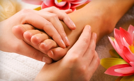 Half-Hour Reflexology Treatment (a $55 value) - Camelot Center in Los Altos