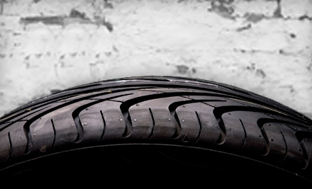 $100 Toward Tires - TireXperts in Los Angeles