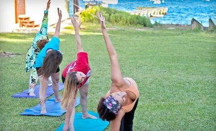 Yoga by the Sea at The Barnacle Society - Yoga by the Sea at The Barnacle Society in Coconut
