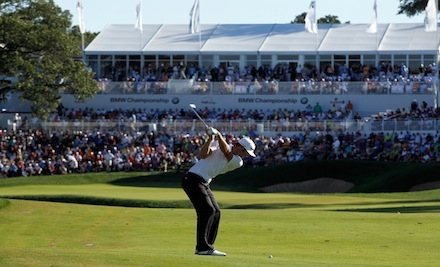 Ticketmaster: 2011 BMW Championship at Cog Hill Golf and Country Club from Sept. 12-18: General Admission Seating - 2011 BMW Championship in Lemont