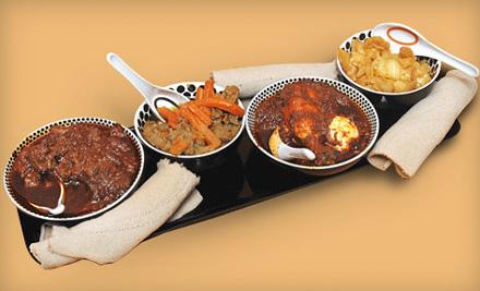 soretti 39 s ethiopian cuisine burtonsville md groupon