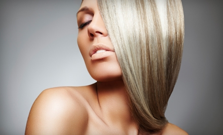 Haircut and Blow-Dry (a $40 value) - Jennifer Gladden Hair Design in Spring