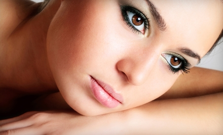 1 Custom 60-Minute Organic Facial (a $110 value) - Wellness Massage & Skincare in Newton Centre