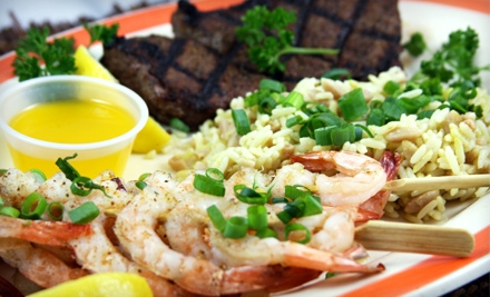 Dinner for 2 (up to a $64.46 value) - Dessy B's Steakhouse in Las Vegas