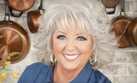 Paula Dean on the Metropolitan Cooking & Entertaining Show at the Reliant Center on Sat., Sept. 17 at 11AM - Metropolitan Cooking & Entertaining Show in Houston