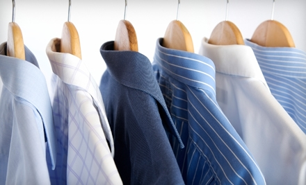$20 Worth of Dry-Cleaning Services - Max Precision Cleaning Enterprise in Brentwood