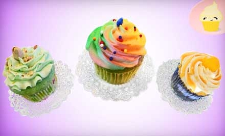 1/2-Dozen Cupcakes of the Same Flavor (a $17 value) - JenyLee CupCakery in