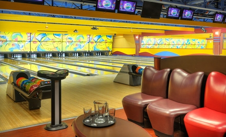Bowling Package for 2 with 3 Games of Bowling and Shoes (Up to a $42.50 Total Value) - Boston Bowl Family Fun Center in Hanover
