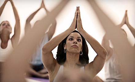 15 Yoga Clases (a $190 value) - Shiva Shakti Yoga Center in Waltham