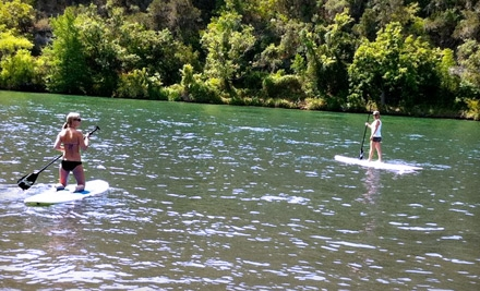 1-Hour Rental for 1 (a $19 value) - Steiner Ranch SUP in Austin