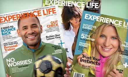 Experience Life Magazine - Experience Life Magazine in