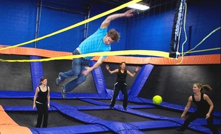 Sky Zone Indoor Trampoline Park - Sky Zone Indoor Trampoline Park in Rocklin