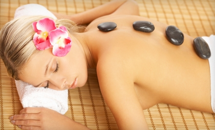 1-Hour Couples Hot-Stone Massage (a $190 value) - AgeLoc Spa in Rockville