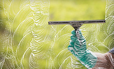$100 Groupon for Window Cleaning - Capon Cleaning Contractors in