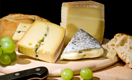 $50 Worth of Gourmet Foods, Cheese, Meats, and More - Crushed Grapes & More in Lexington
