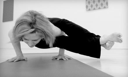 10 Yoga Classes (a $130 Value) - Your Element Yoga in Sudbury