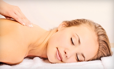 1-Hour Therapeutic Massage (a $70 value) - Meridians in Weymouth
