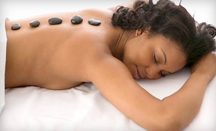 60-Minute Hot-Stone Massage (up to a $110 value) - Tres Chic Salon & Spa in Homewood