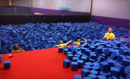2 Hours of Jumping MondayThursday (up to a $16 value) - JumpStreet in Glendale