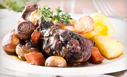 Four-Course French Cooking Demonstration for Two ($200 value) - Bistro Voltaire in Chicago