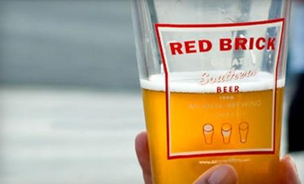 Red Brick Brewing - Red Brick Brewing Company in Atlanta