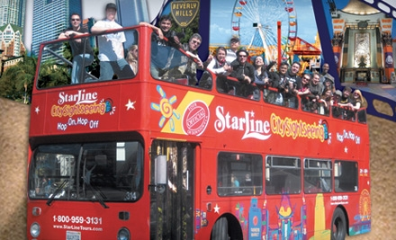 Starline Tours - Starline Tours in Los Angeles