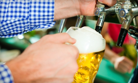 Oktoberfest Chicago at Southport Ave. and Lincoln Ave. from Fri., Sept. 23 through Sun., Sept. 25: 3-Day VIP Pass - Oktoberfest Chicago in Chicago