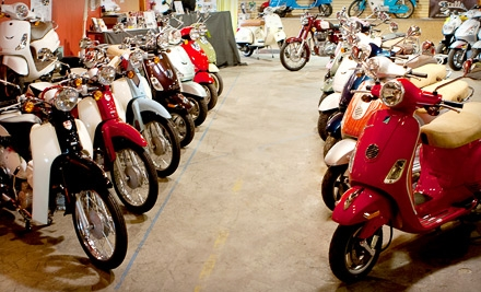 $1200 Towards a Scooter or Motorcycle - Classic Scooter & Cycle in Portland